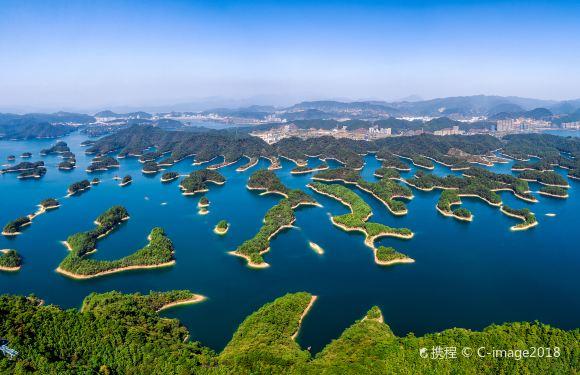 千島湖東南湖區景區門票