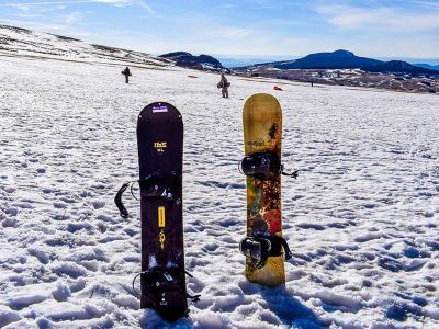 北極滑雪場
