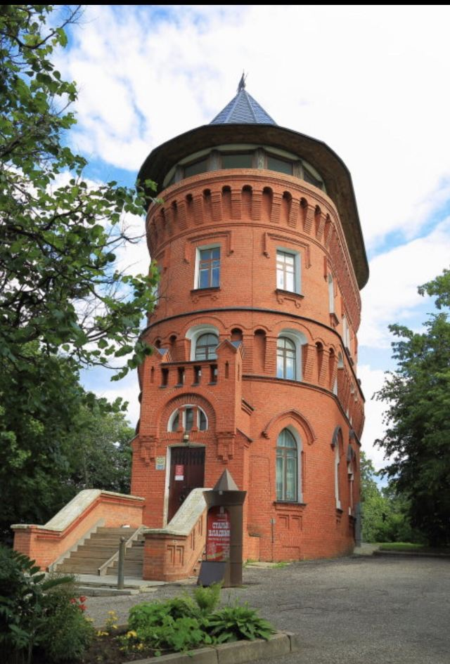 Water tower in Vladimir