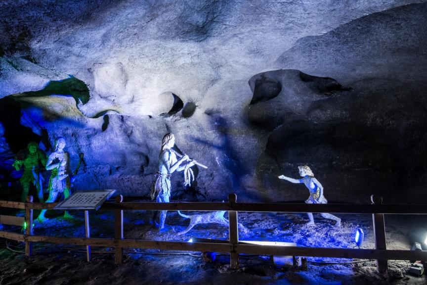 Fairy Cave Relic Site