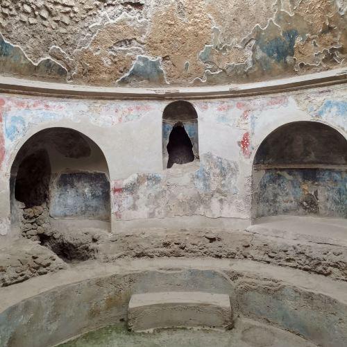 龐貝古城公共澡堂