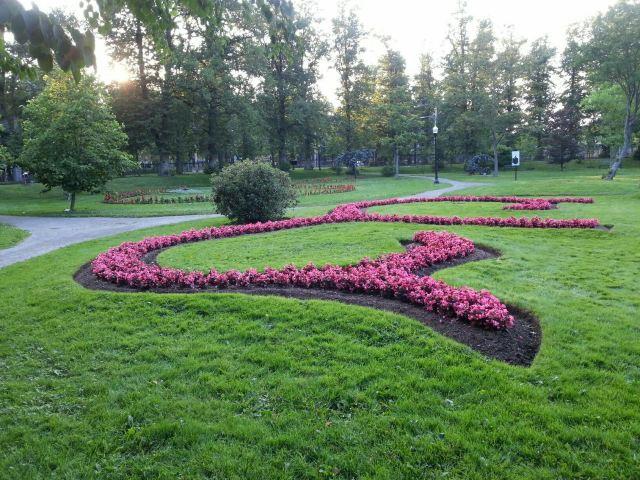 The Halifax Public Gardens