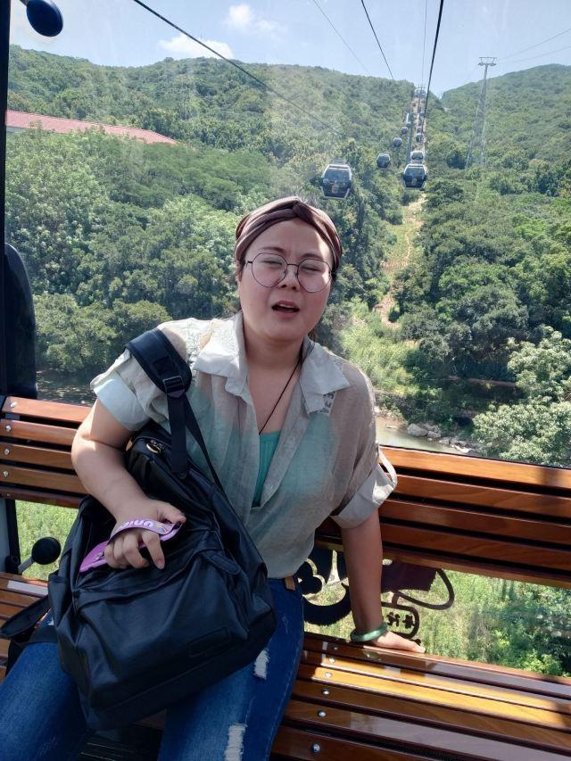 보타산 불정산 케이블카