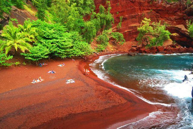 繽紛夏威夷 | 如何玩轉彩虹州,這幾種顏色告訴你!
