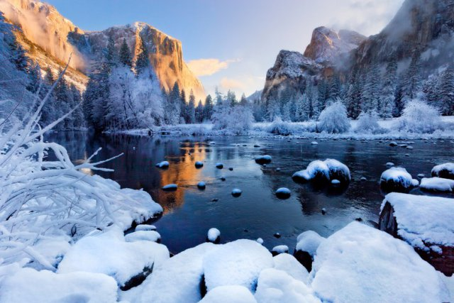 Winter Bucket List: Best 5 National Parks in USA This Winter