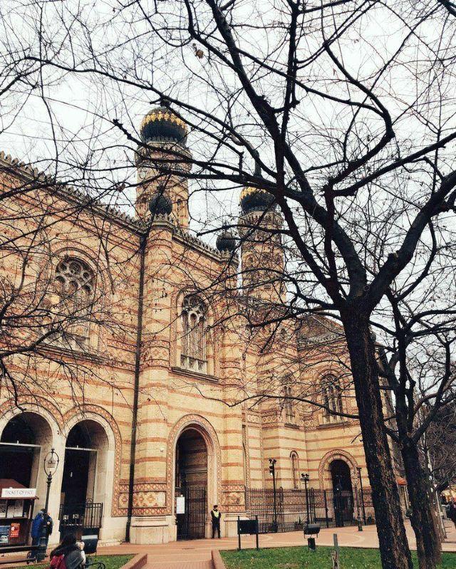 大/中央猶太教會堂(Nagy Zsinagoga)