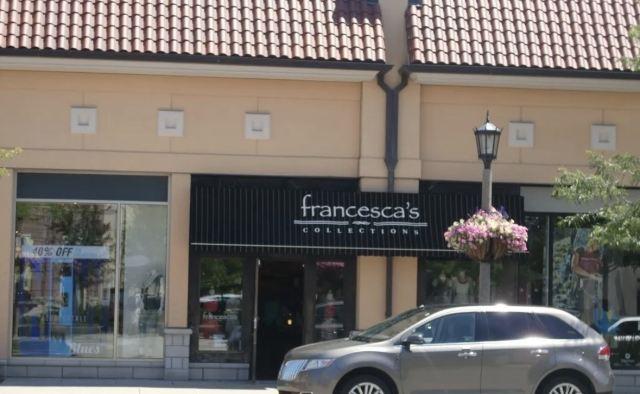 FrancesCas Collections(羅切斯特購物村店)