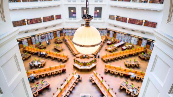 維多利亞州立圖書館