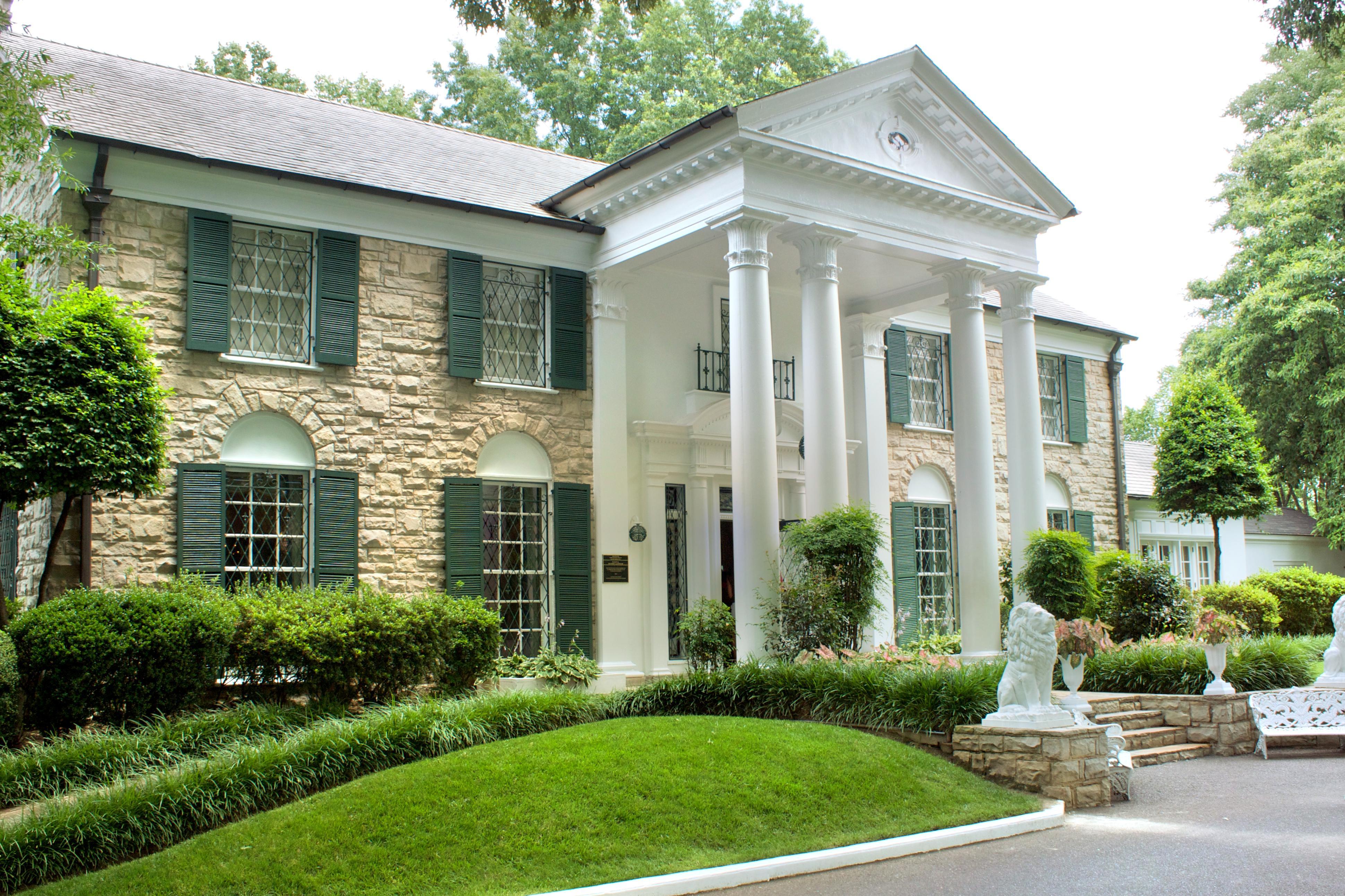 Elvis Presley's Home