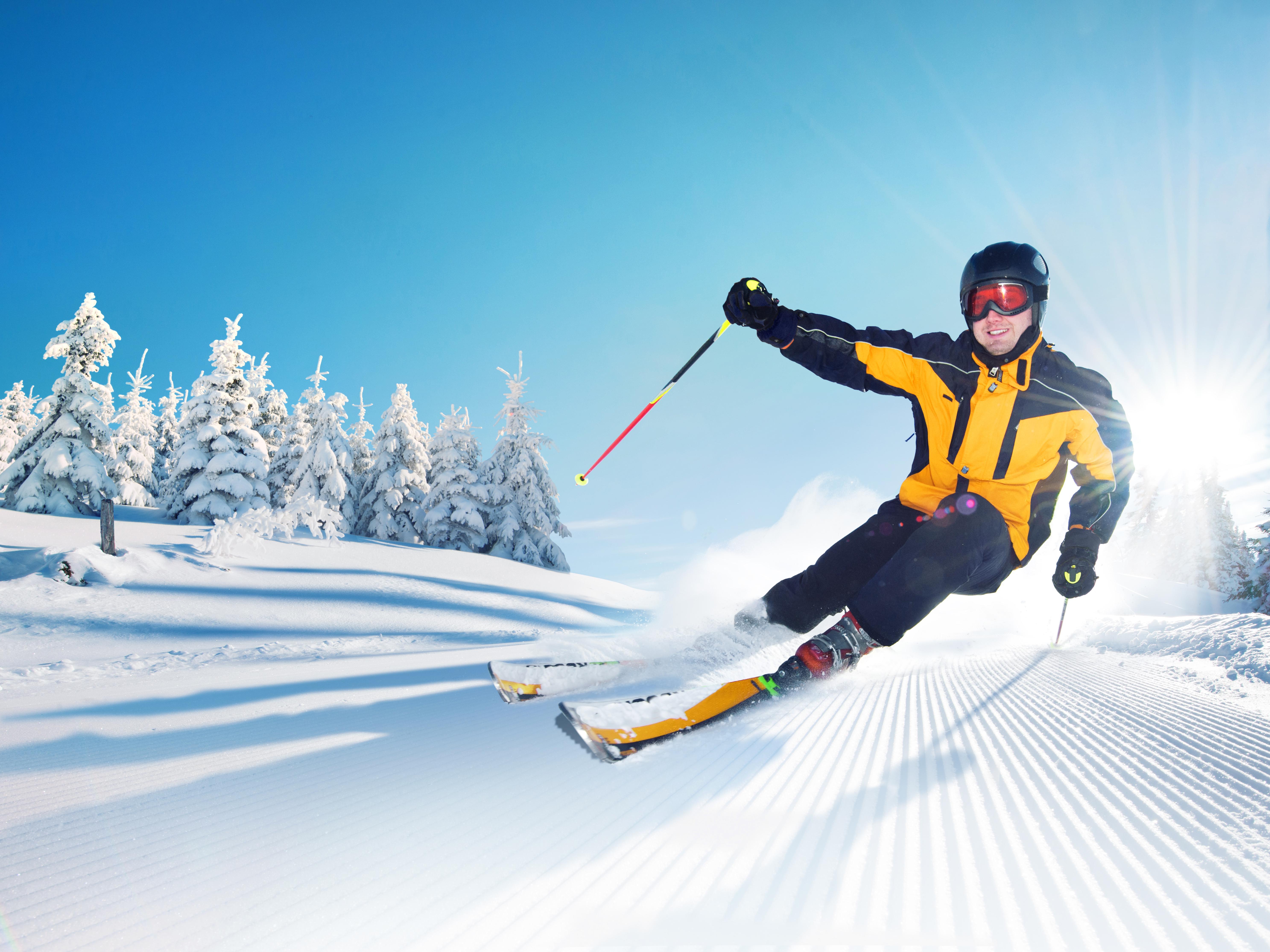 亞布力新濠陽光滑雪場