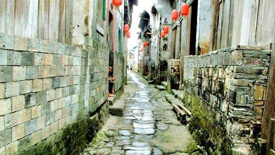 明清商業街