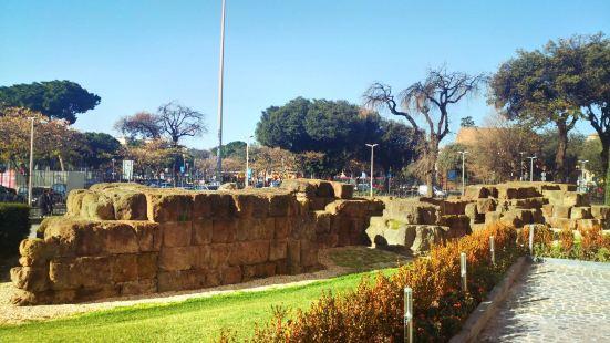 塞維安城牆