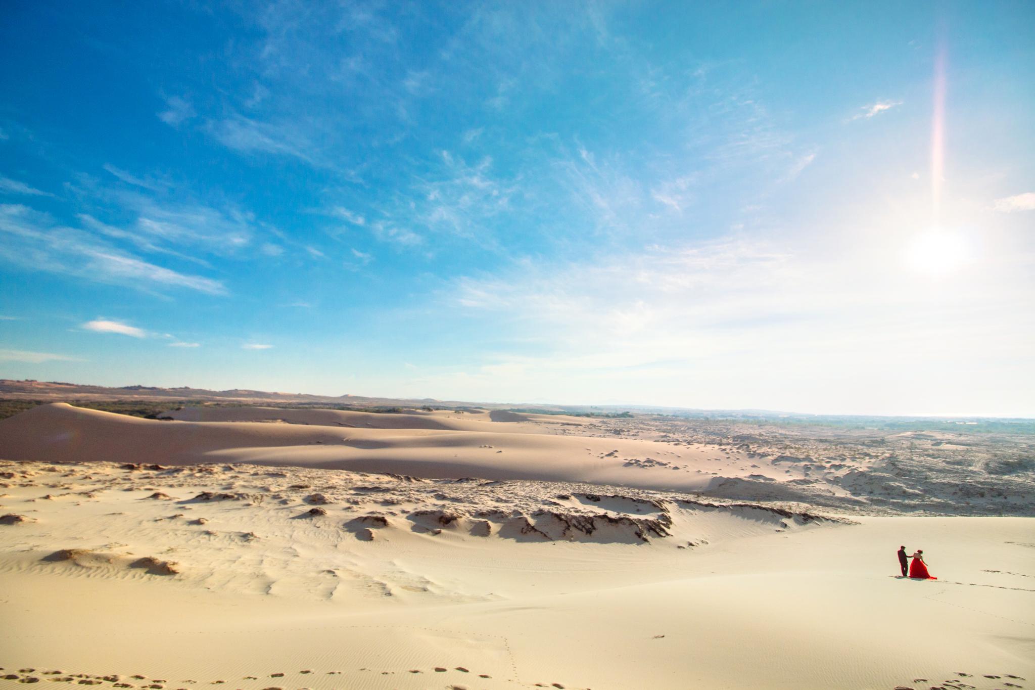 Baisha (White Sand) Dune