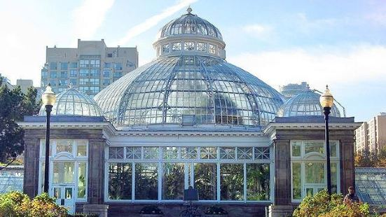 愛倫溫室花園