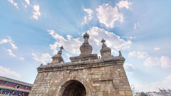 Jingang Pagoda