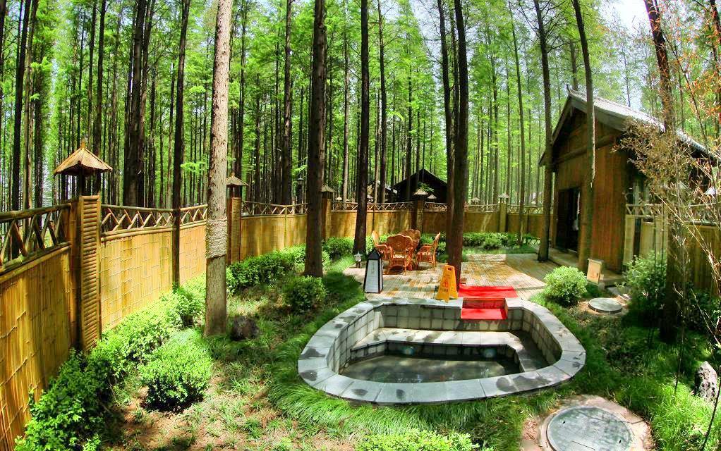 Hongze Lake Wetland and Hot Spring Resort