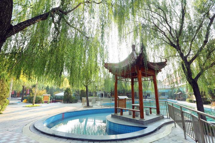 京東第一溫泉度假村