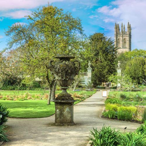 University of Oxford Botanic Gardens