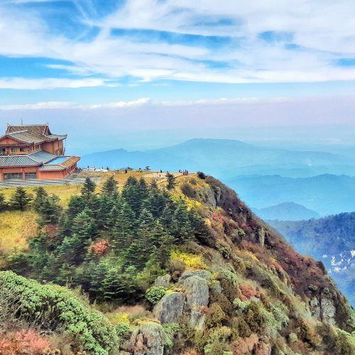 Emei Mountain