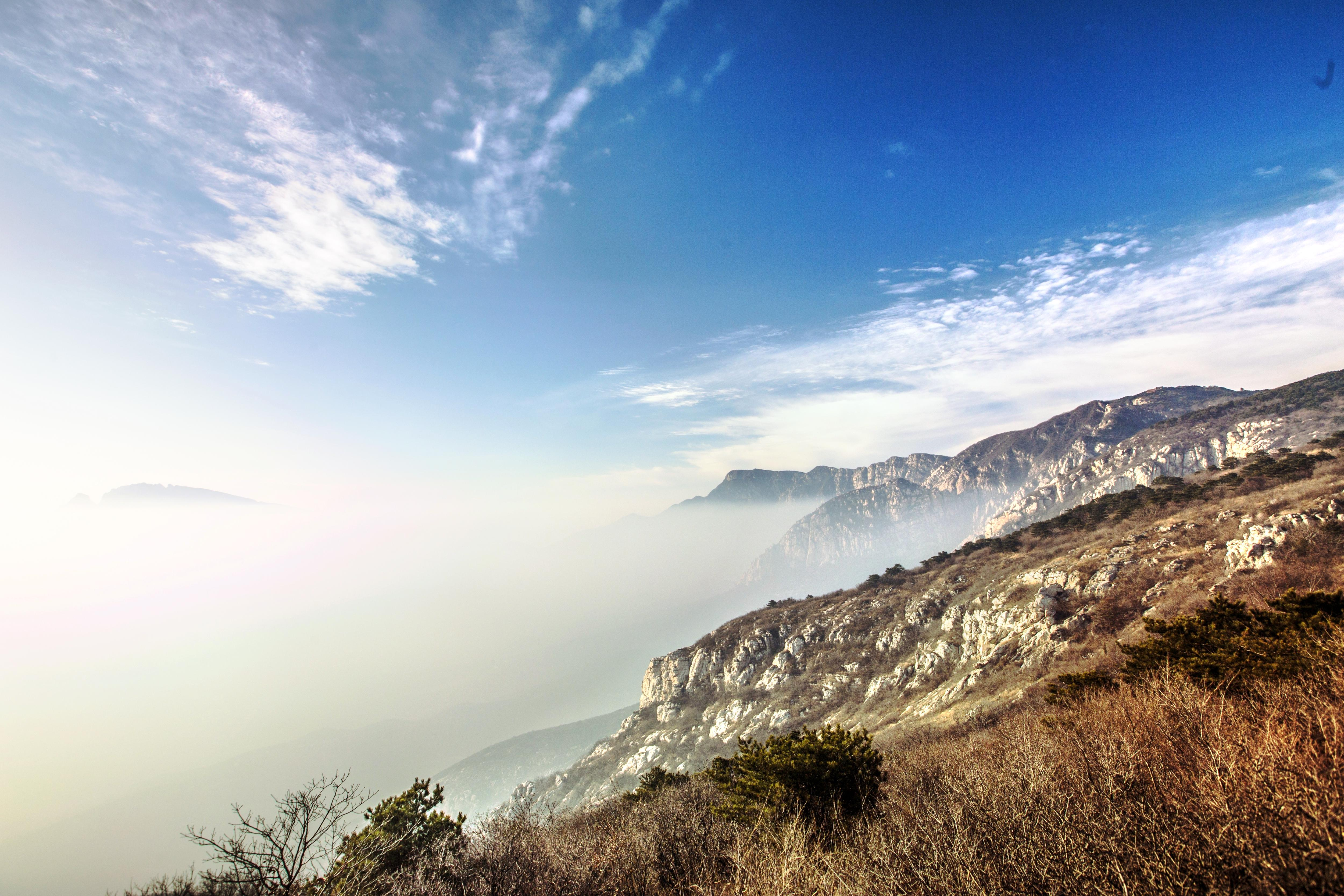 Songshan Scenic Area
