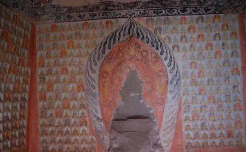 響堂寺石窟