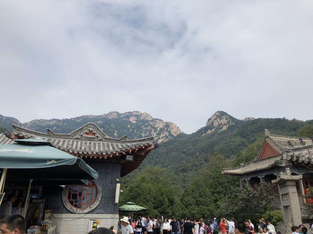泰山風景区