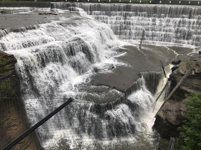 Ithaca Waterfalls
