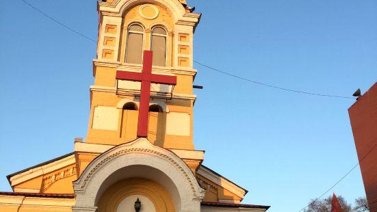 綏芬河市基督教堂