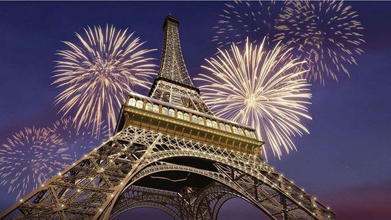 Parisian Macao Eiffel Tower Admission Ticket (Level 7 + Level 37)