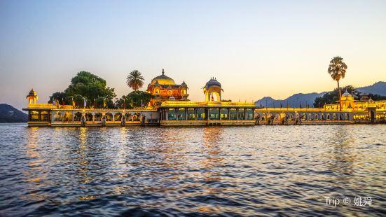 Jag Mandir湖之宮