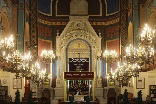 Agoudas Hakehilos Synagogu
