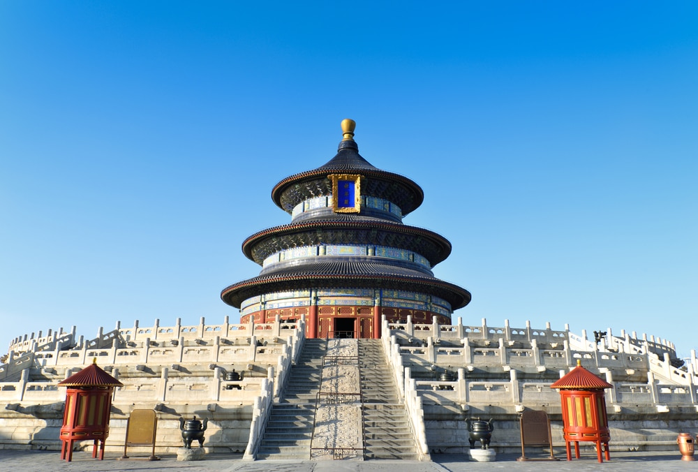 Private: Temple of Heaven,half Day No shopping tour
