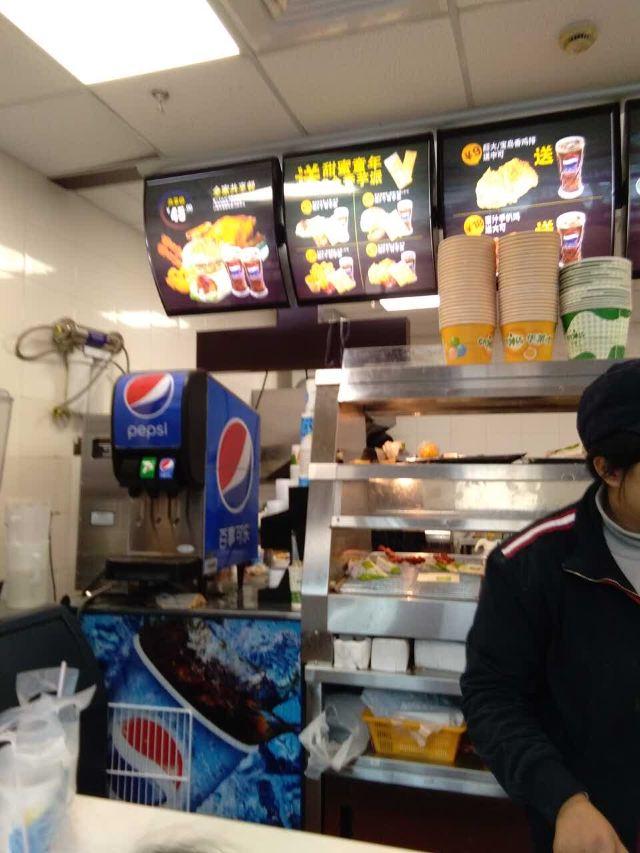 華萊士炸雞漢堡(萬都廣場店)