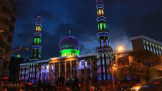 白玉巷清真寺