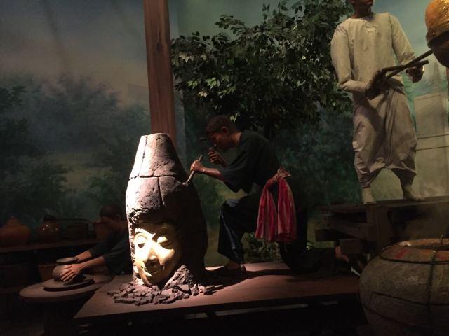 原石博物館