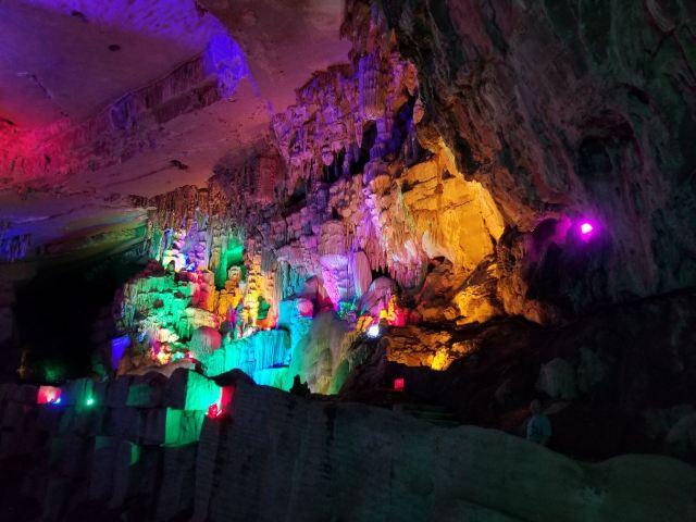 Zhongfeng Cave