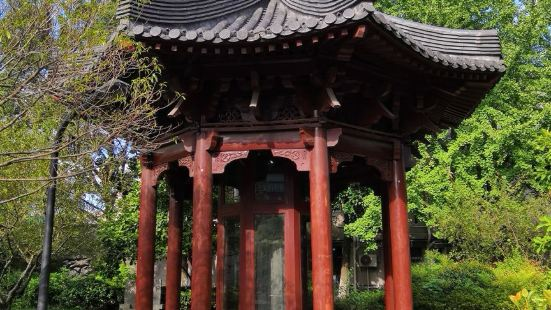 Longxing Temple Buddhism Lection Building