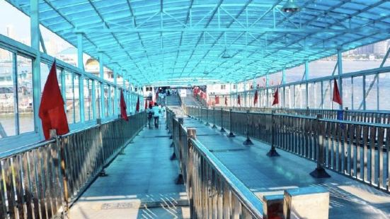 武漢關碼頭