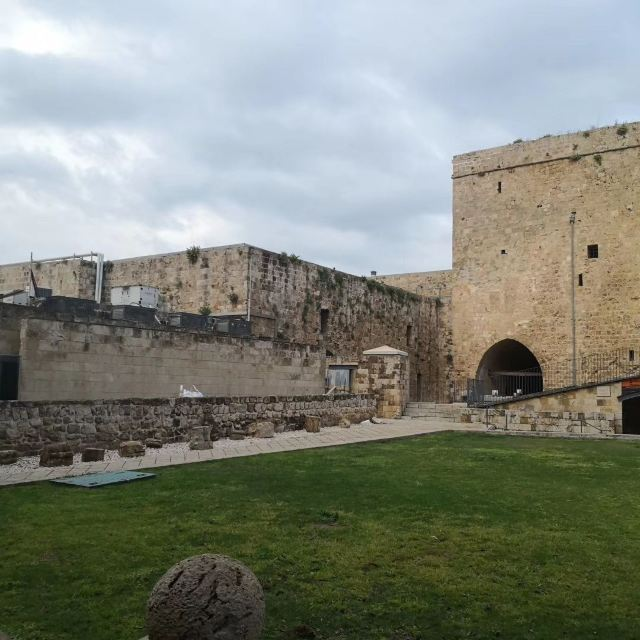 Akko Old Town