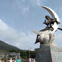린하이 국월대 여행 사진