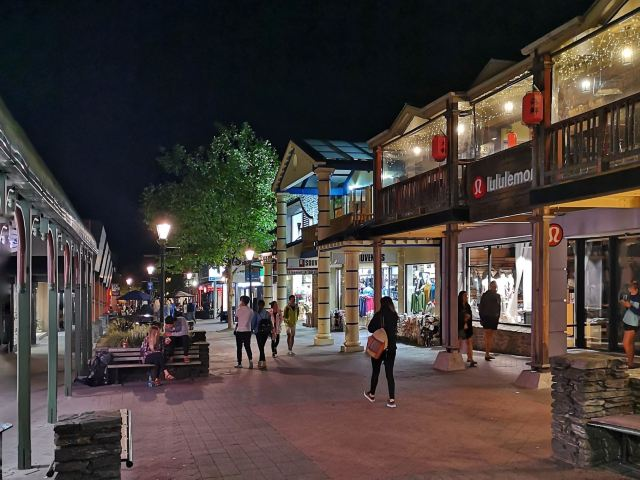 Queenstown Mall
