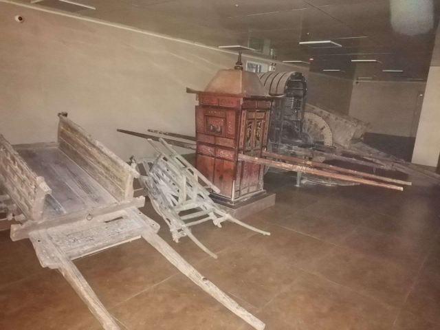 Linzi Chinese Ancient Vehicle Museum