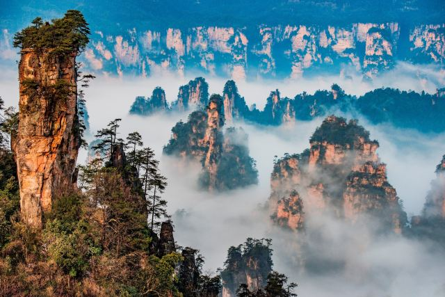 Most Beautiful Natural Landscapes Around the World
