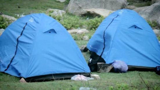 汕尾龟龄岛同样是一个露营胜地,比较多的驴友知道的一个地方,每