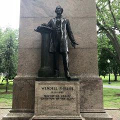 佛蘭克林銅像用戶圖片