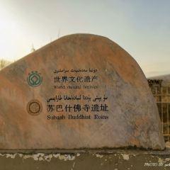 蘇巴什昭怙厘佛寺遺址用戶圖片