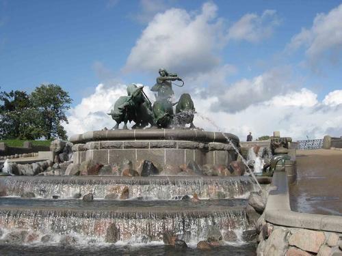 蓋費昂噴泉