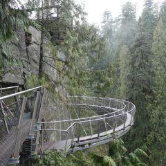 懸崖棧道用戶圖片