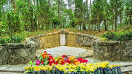 毛澤東雙親墓