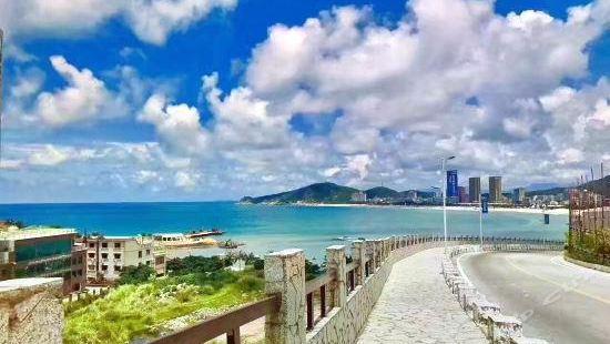恒大海上夏威夷玩海樂園